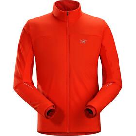 Arc'teryx Argus Jacket Men Cardinal